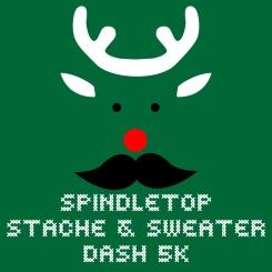 Stache & Sweater Dash