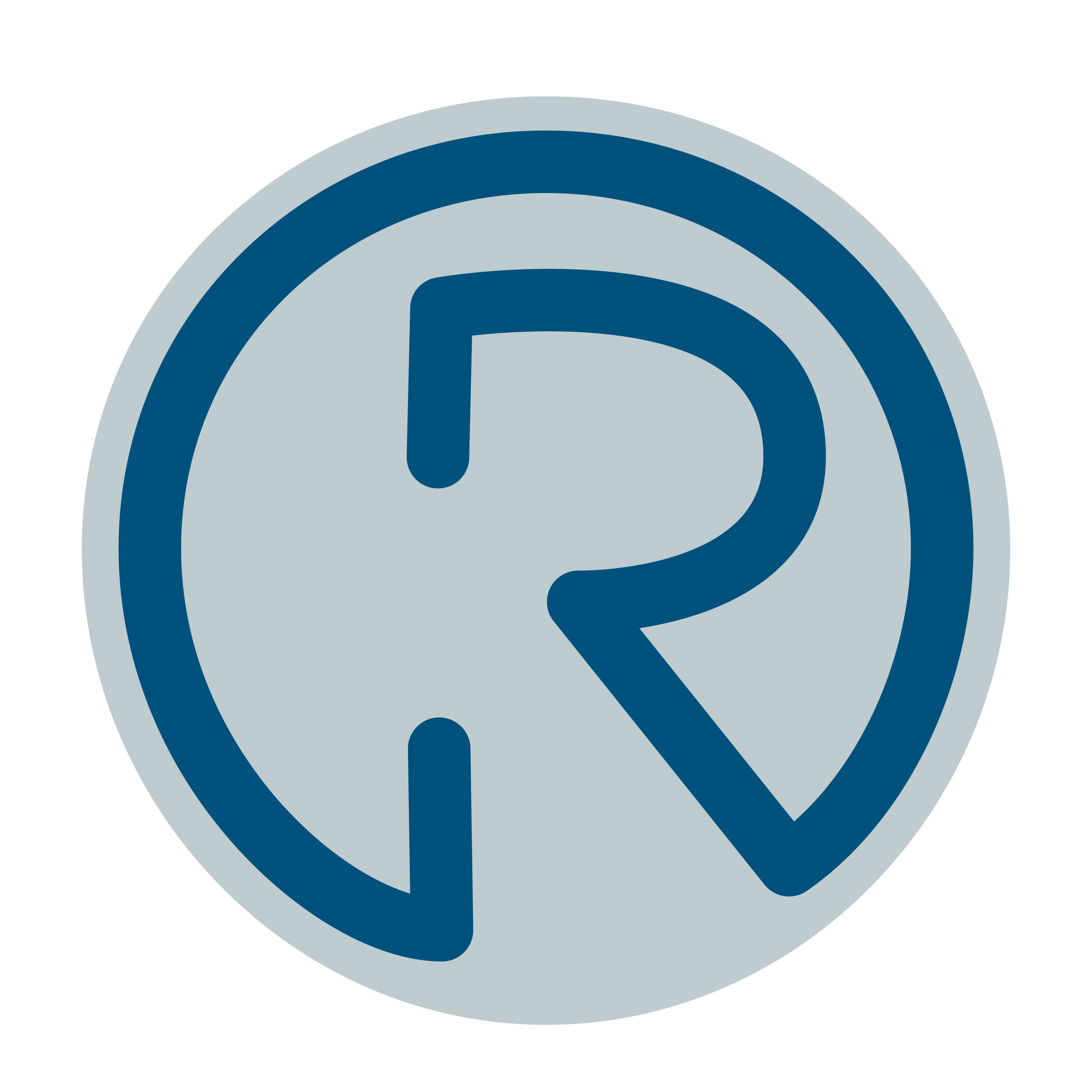 The gallery for --> Circle R Logo