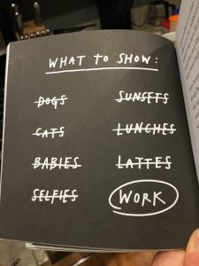 Show Your Work by Austin Kleon